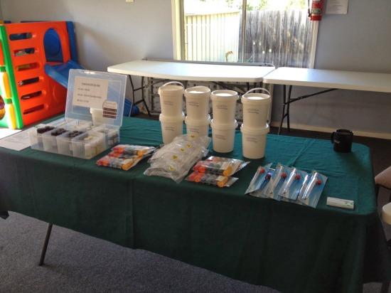 Our onsite supplies for sale