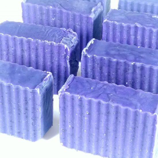 Lavender Scrub Bar