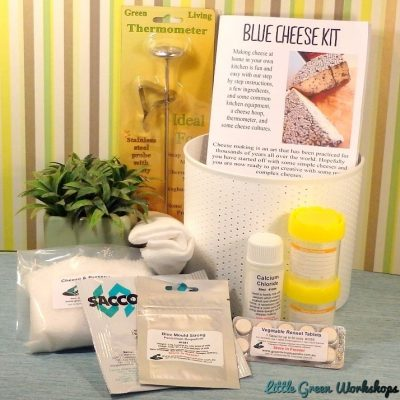 Blue Cheese Making Kit