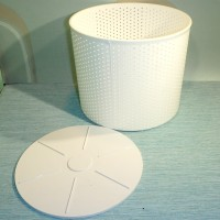 Cheese Basket 165 mm with Follower