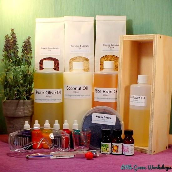 Deluxe Soap Making Kit