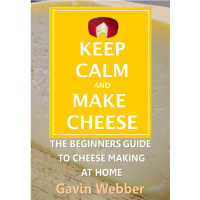 Keep Calm and Make Cheese