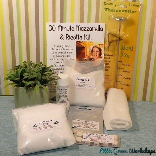 Mozzarella & Ricotta Kit