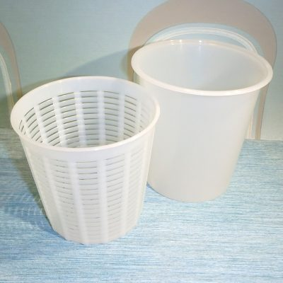 Large Ricotta Basket with Container