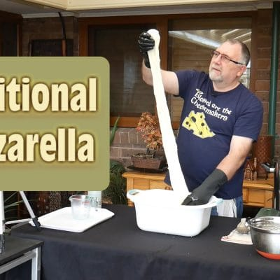 Traditional Mozzarella