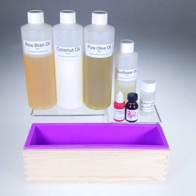 basic soap making kit 1kg