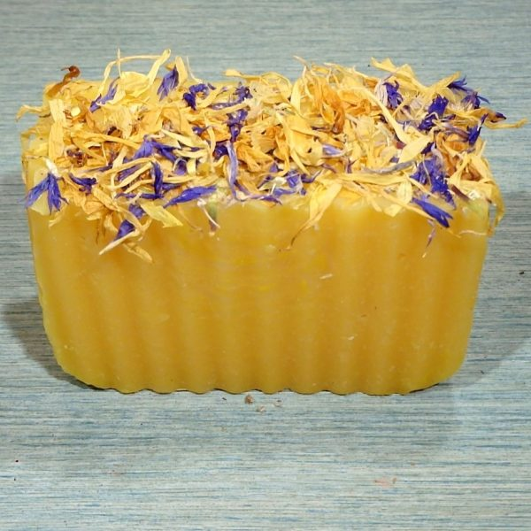 Calendula and Cornflower Soap bar