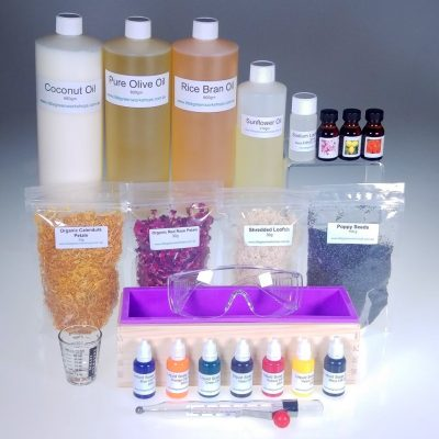Cold Process Soap Kits