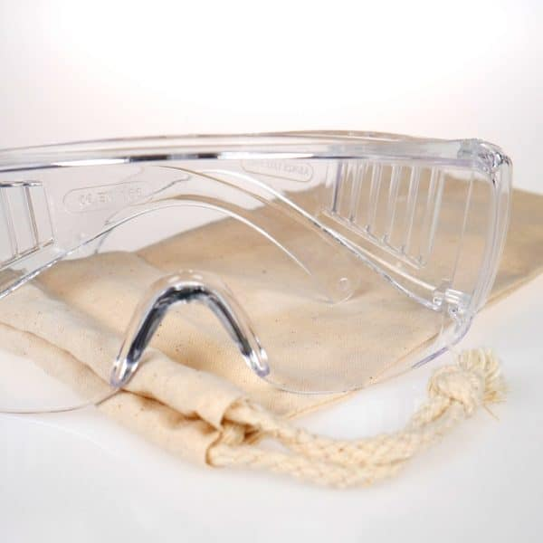 Goggle and bag