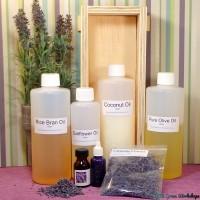 Lavender 1kg Soap Making Kit