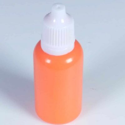 Orange Liquid Soap Colours