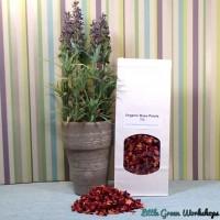 Rose Petals - Organic