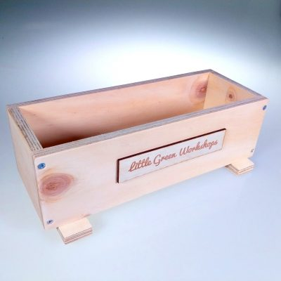 Wooden Soap Mould