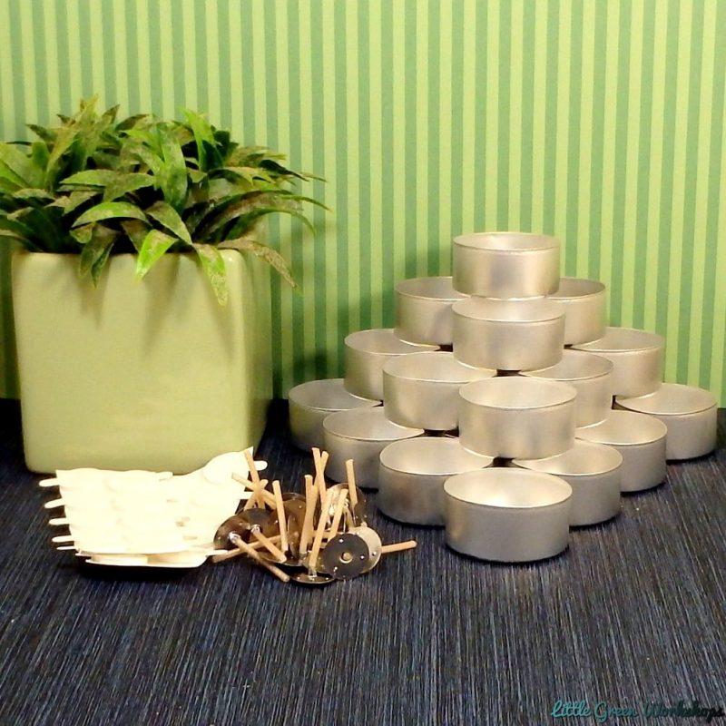 Aluminium Tealight Pack