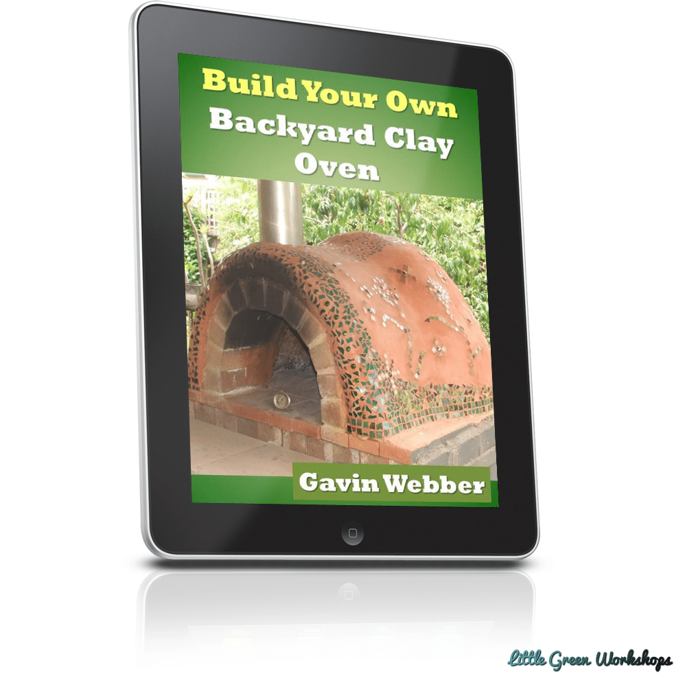 Build your own backyard clay oven ebook little green workshops build your own backyard clay oven ebook fandeluxe Image collections