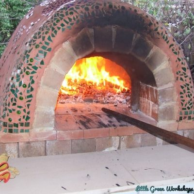 Build Your Own Backyard Clay Oven eBook