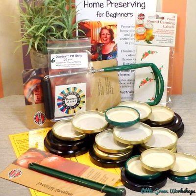 Home Preserving Kit