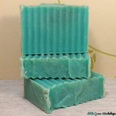 Wild Mint and Lime Soap