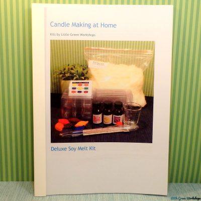 Deluxe Soy Melt Kit Booklet
