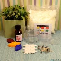 Mini Soy Tealight Kit