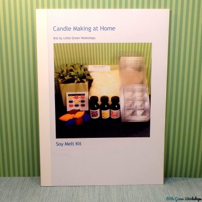 Soy Melt Kit Booklet