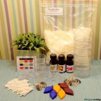 Soy Tealight Kit
