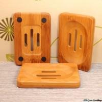 Natural Bamboo Soap Holder