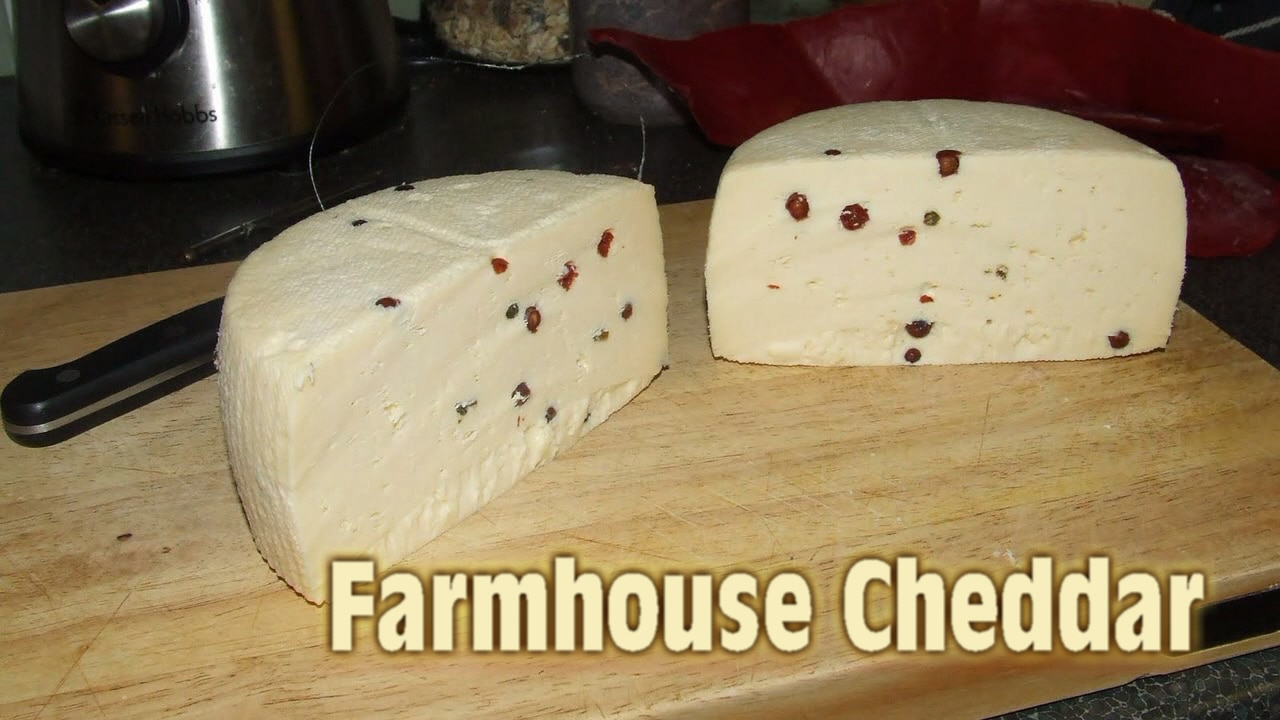 Farmhouse Cheddar Archives - Little Green Workshops