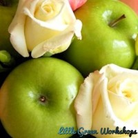Crisp Apple Rose Fragrance Oil