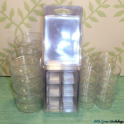 Mega Soy Tealight and Melt Kit Containers