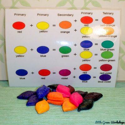 Mega Soy Tealight and Melt Kit Colours