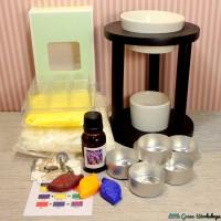 Soy-Melt-Tealight-Oil-Burner-Kit #3