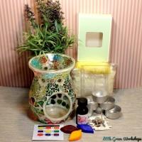 Soy Melt Tealight Oil Burner Kit #1