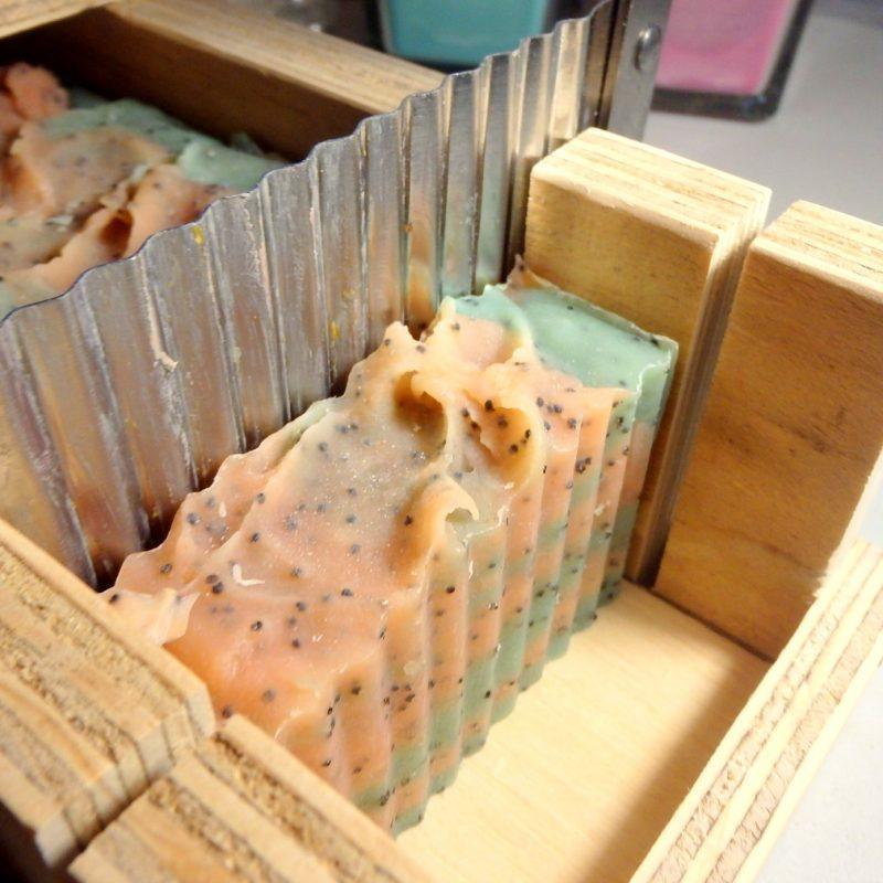 soap cutting box