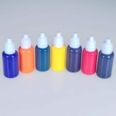 Liquid Soap Colours