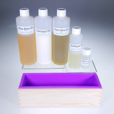 Plain and Simple Soap Making Kit