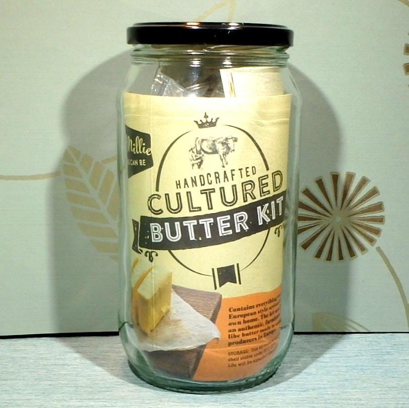 Cultured Butter Kit - Little Green Workshops