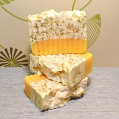 Lemon Cream Pie Soap