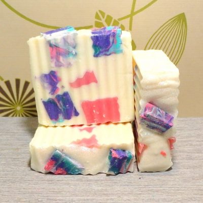 Magic Sparkle Soap