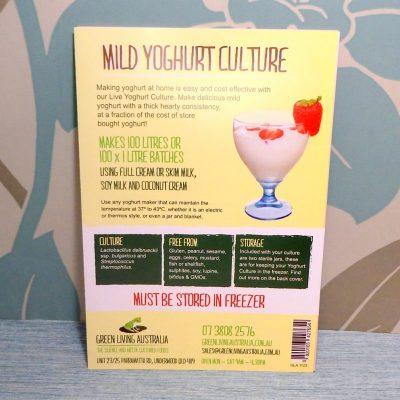 Mild Yoghurt Culture