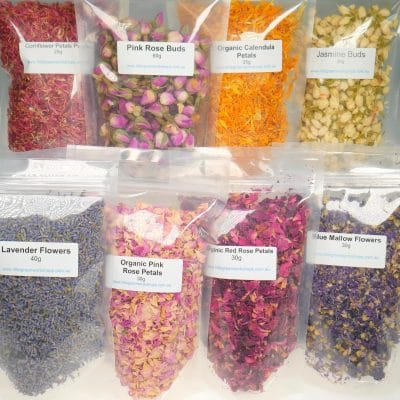 Bulk Flower Botanicals Pack