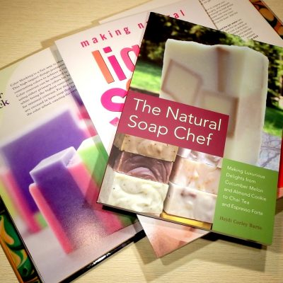 Soap Books