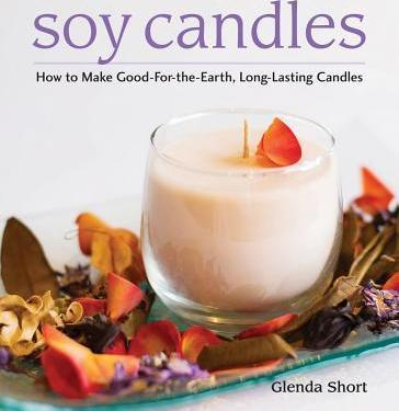 Soy Candle Book