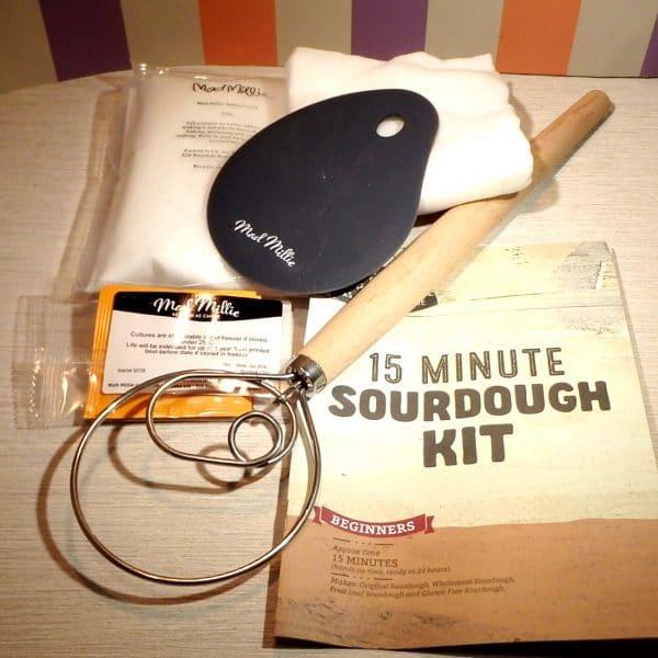 Sourdough Breadmaking Kit