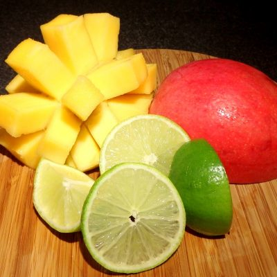 Thai Lime & Mango Fragrance Oil