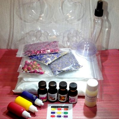 Deluxe Bath Bomb Kit