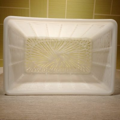 Large Rectangular Cheese Basket
