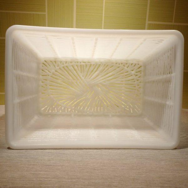 Large Rectangular Cheese Basket