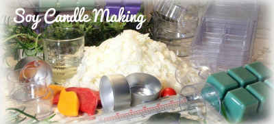 Soy Candle Making Course