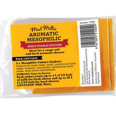 Aromatic mesophilic Culture
